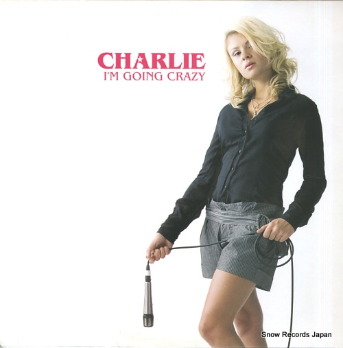 CHARLIE i'm going crazy DT002T - front cover