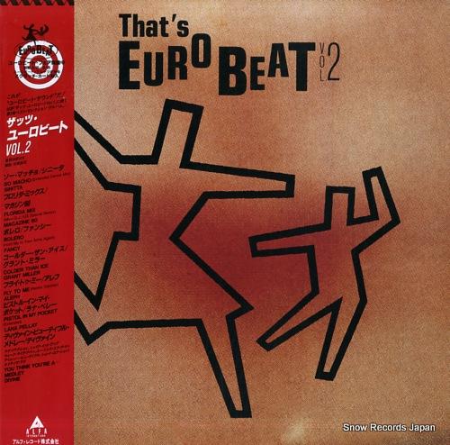 V/A - that's eurobeat vol.2 - 33T