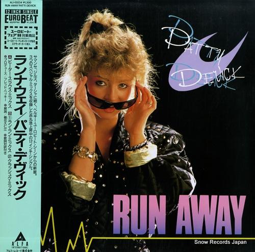 DEVICK PATTY - run away - 33T