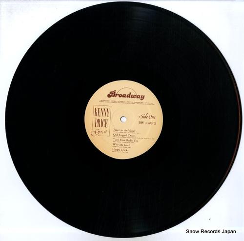 PRICE, KENNY gospel BW1308G - disc
