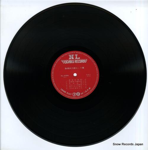 TEPPOU, MITSUSABURO teppou mitsusaburo hit shu NL-2085 - disc