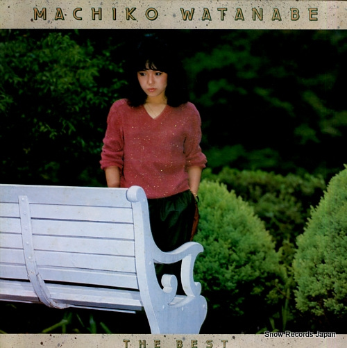 WATANABE, MACHIKO the best 28AH1355 - front cover