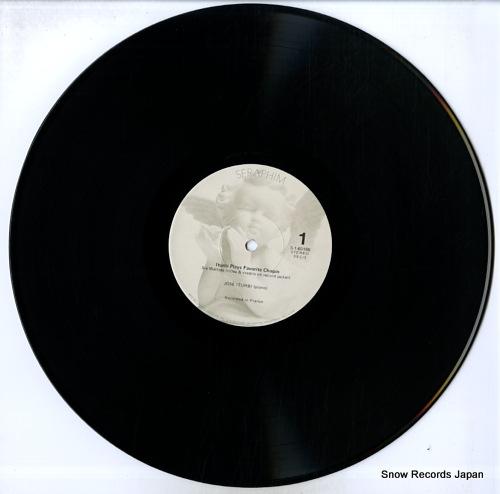 ITURBI, JOSE iturbi plays favorite chopin S-60186 - disc