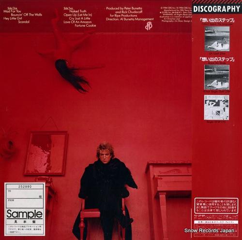 WILDER, MATTHEW bouncin' off the walls 28AP2956 - back cover