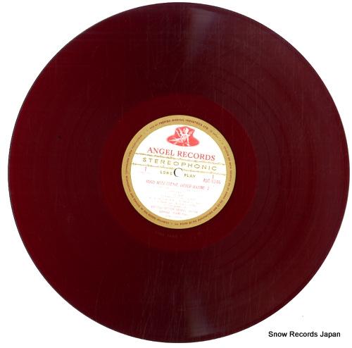 FISCHER-DIESKAU, DIETRICH wolf; goethe lieder vol.1 ASC5246 - disc