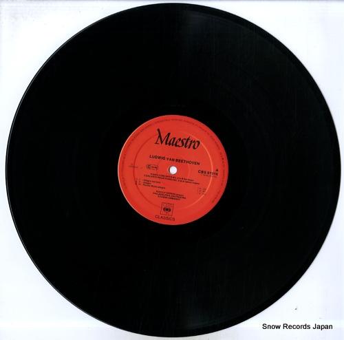 SERKIN, RUDOLF piano concertos nos. 2 & 4 CBS61916 - disc