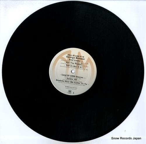 BENSON, GEORGE tell it like it is SP-3020 - disc