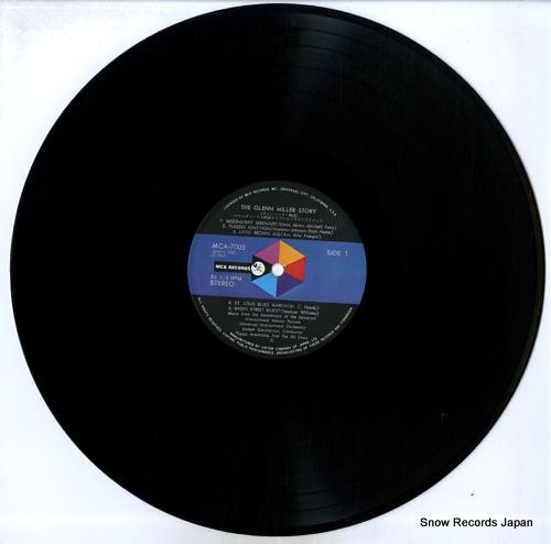 UNIVERSAL-INTERNATIONAL ORCHESTRA, THE the glenn miller story MCA-7005 - disc