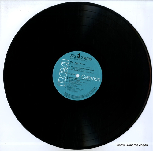 V/A the jazz piano RGP-1089 - disc