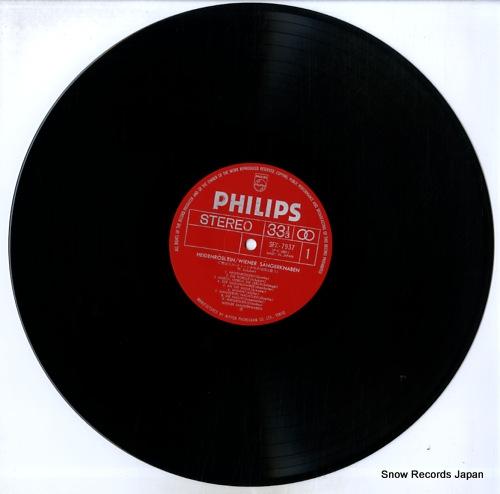 WIENER SANGERKNABEN heidenroslein SFX-7937 - disc