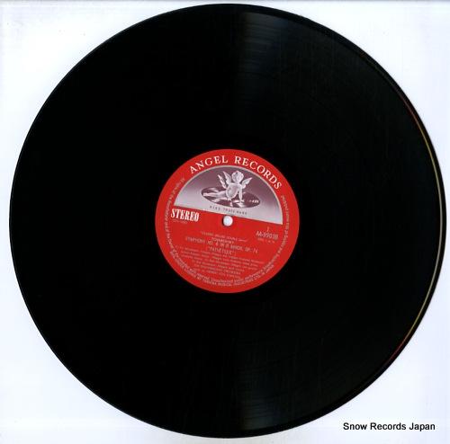 KARAJAN, HERBERT VON the best of herbert von karajan AA-9903B - disc