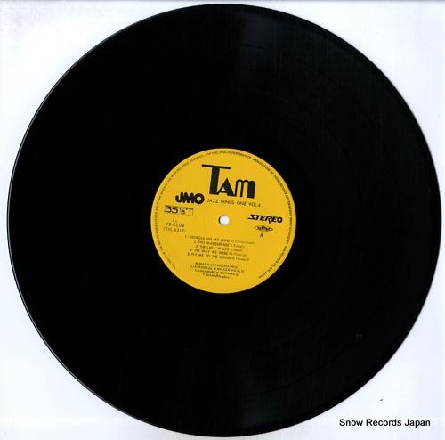 V/A jazz minus one vol.4 YX-6109 - disc