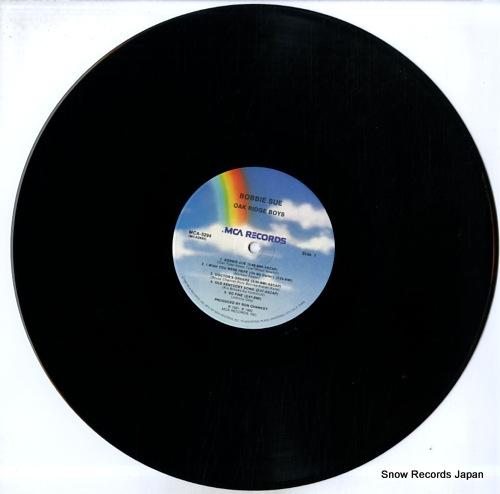 OAK RIDGE BOYS, THE bobbie sue MCA-5294 - disc