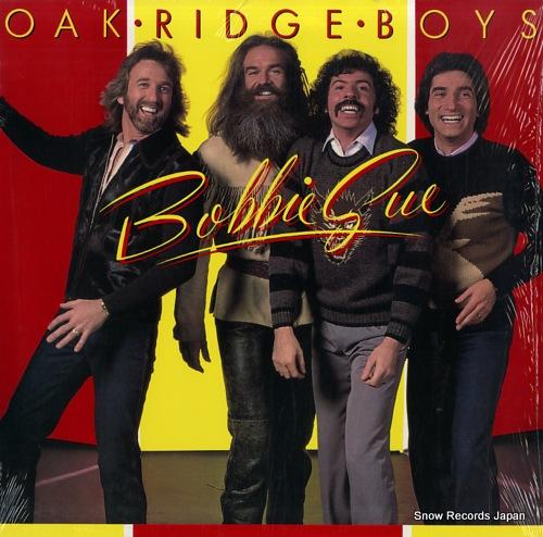 OAK RIDGE BOYS, THE bobbie sue MCA-5294 - front cover