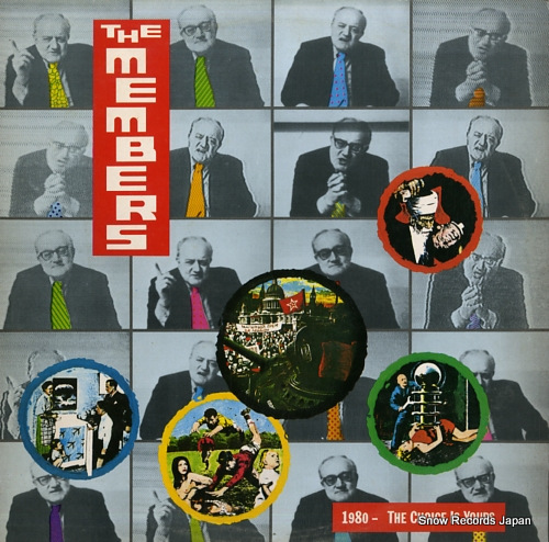 MEMBERS, THE 1980 - the choice is yours V2153 - front cover