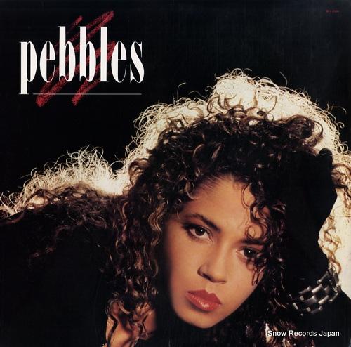 PEBBLES pebbles MCA-42094 - front cover