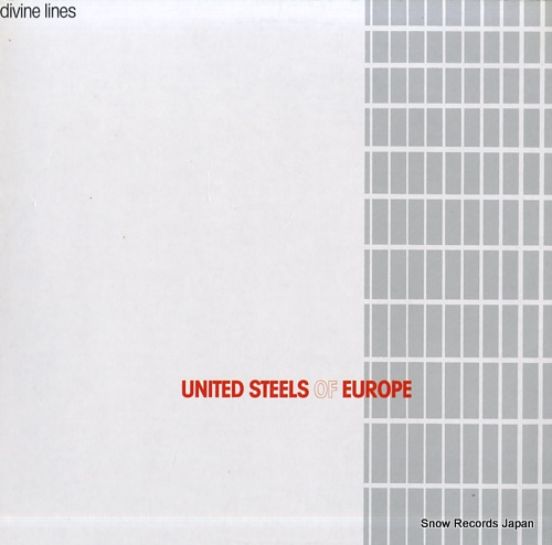 UNITED STEELS OF EUROPE divine lines 10887 - front cover