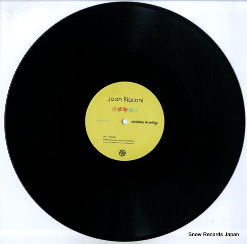 BIBILONI, JOAN / COYOTE pinzells / san raphael NADO004 - disc