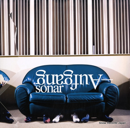 AUFGANG sonar IF2015/6152846 - front cover