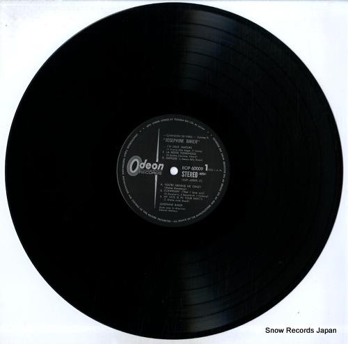 BAKER, JOSEPHINE josephine baker EOP-60009 - disc