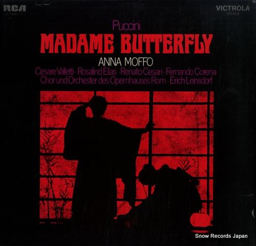 アンナ・モッフォ puccini; madame butterfly VICS6100/1-3/26.35059