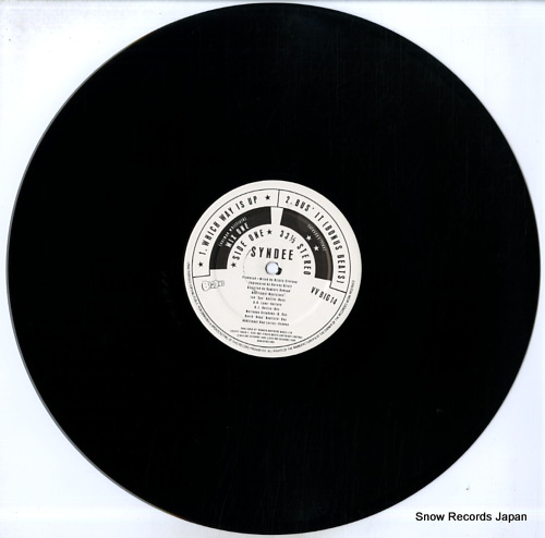 SYNDEE which way is up VVBIG14 - disc