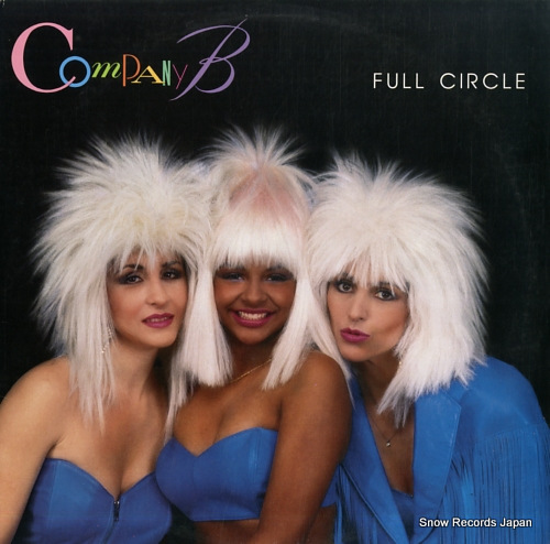 COMPANY B full circle 0-86674 - front cover