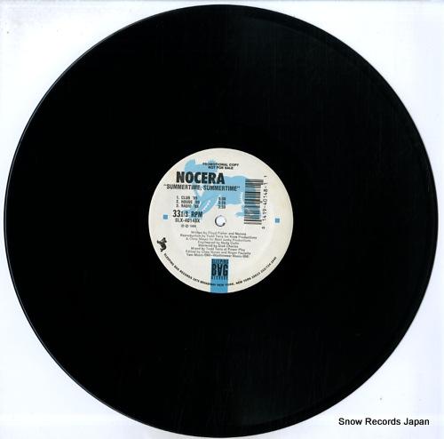 NOCERA summertime, summertime ('89 remix) SLX-40148X - disc