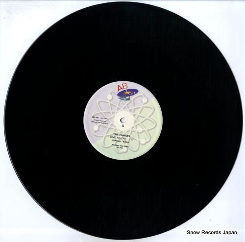 CHARLES, TINA / VIOLA WILLS i love to love / gonna get you alone now ABX002 - disc