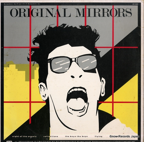 ORIGINAL MIRRORS original mirrors AB4269 - back cover