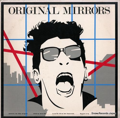 ORIGINAL MIRRORS original mirrors AB4269 - front cover