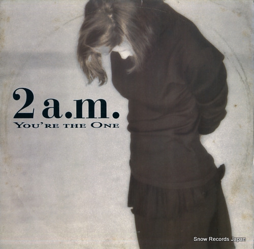 2AM you're the one PT41710 - front cover