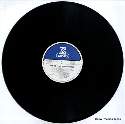 ANDRE, MAURICE les 16 plus beaux noels REL-8322 - disc