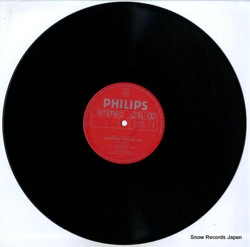 PRITCHARD, JOHN mozart; bastien und bastienne 15PC-67 - disc