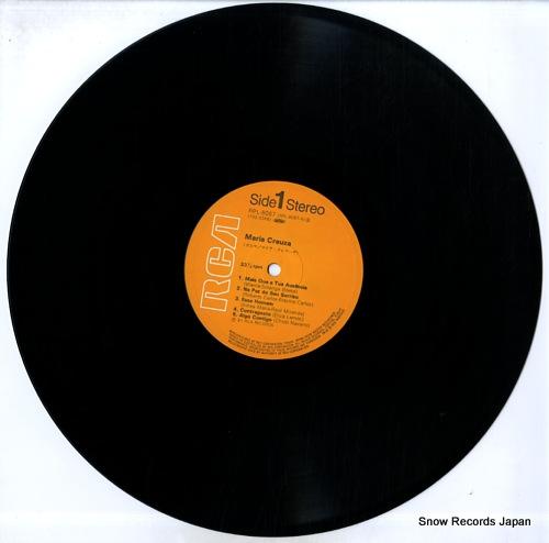 CREUZA, MARIA maria creuza RPL-8087 - disc