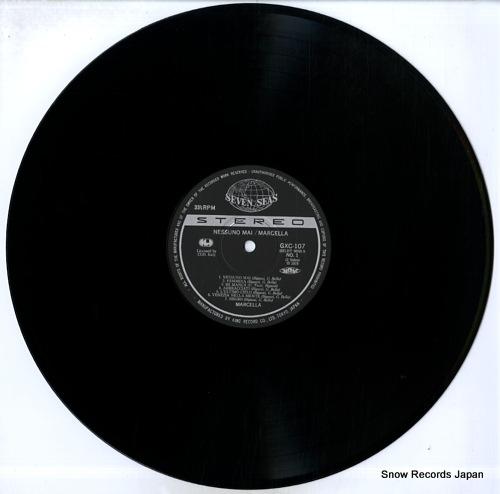 MARCELLA messuno mai GXC107 - disc
