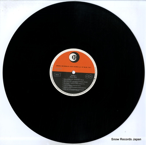 V/A amor, amor MW8629/30 - disc