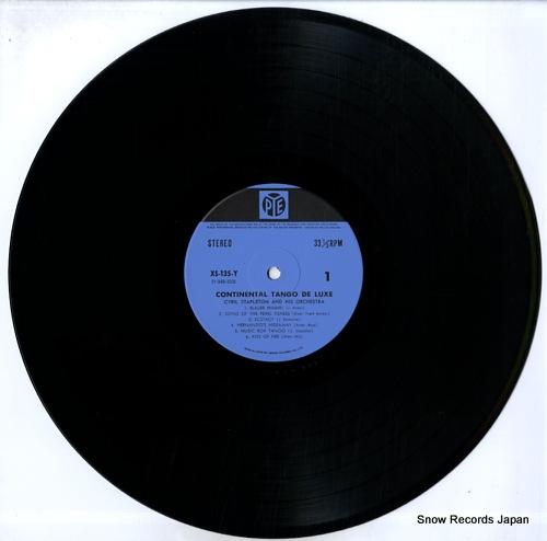STAPLETON, CYRIL continental tango de luxe XS-135-Y - disc