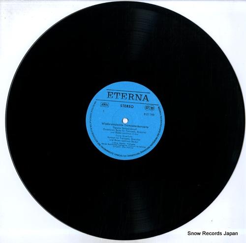 GUTTLER, LUDWIG wiederentdeckte trompetenkonzerte 827799 - disc