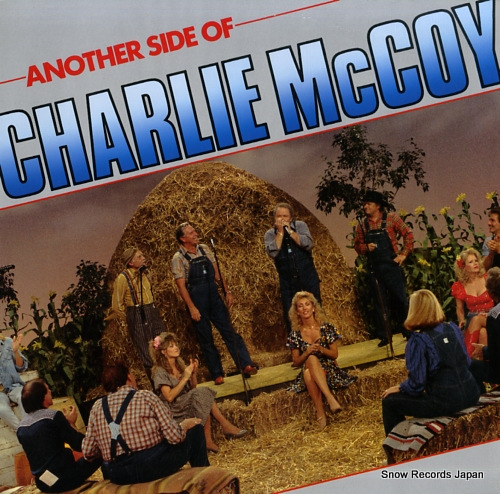 MCCOY, CHARLIE another side of charlie mccoy 40987 - front cover