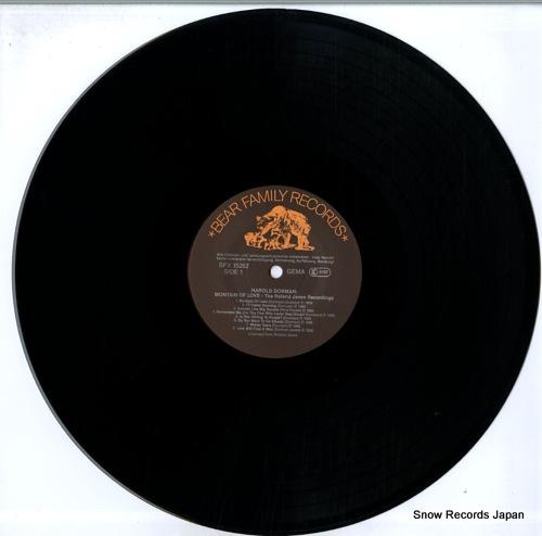 DORMAN, HAROLD mountain of love BFX15262 - disc