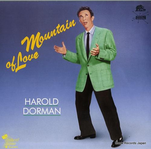 DORMAN, HAROLD mountain of love BFX15262 - front cover