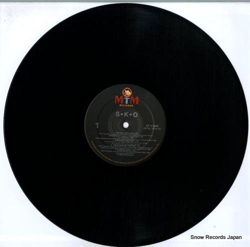 SCHUYLER, KNOBLOCH AND OVERSTREET s-k-o ST-71058 - disc