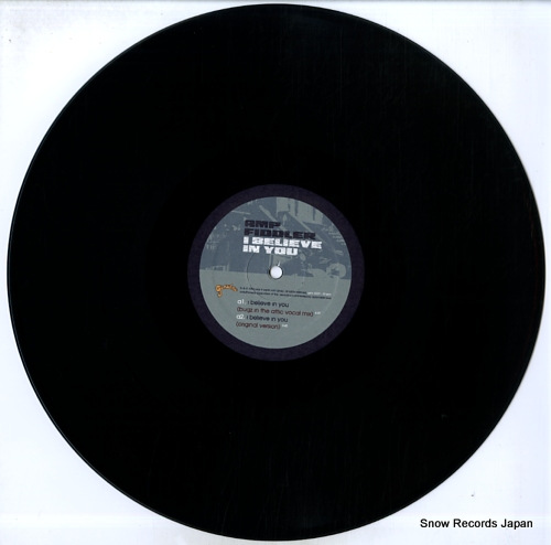 FIDDLER, AMP i believe in you GEN022T - disc