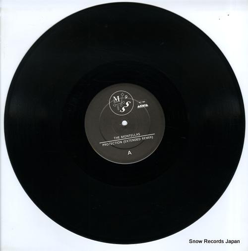 MONTELLAS, THE protection 611585 - disc