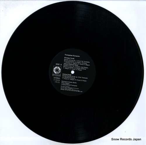 GIITTLER, LUDWIG trompeten konzerte ET-3045 - disc