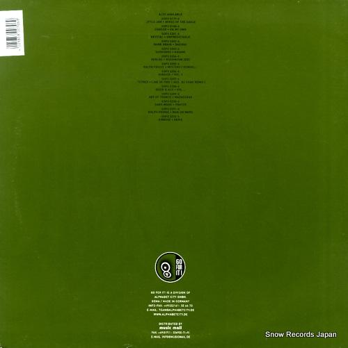 ART OF TRANCE madagaskar 2002 GOFO0289-6 - back cover
