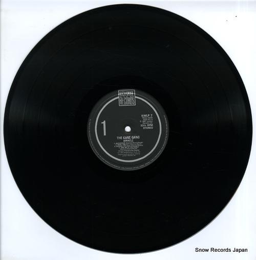 KANE GANG, THE miracle KWLP7 - disc