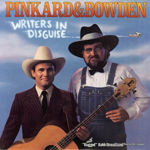PINKARD AND BOWDEN writers in disguise 1-25057 - front cover
