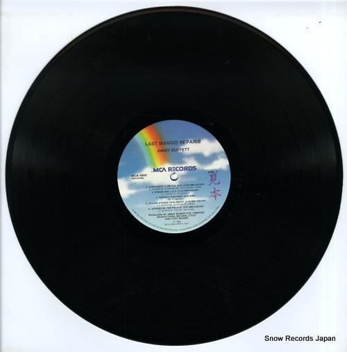 BUFFETT, JIMMY last mango in paris MCA-5600 - disc